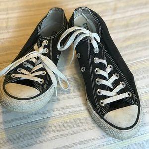 Classic B&W Converse